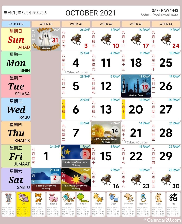 Kalendar Kuda 2021 Malaysia Pdf in Kalendar Kuda 2021 Download