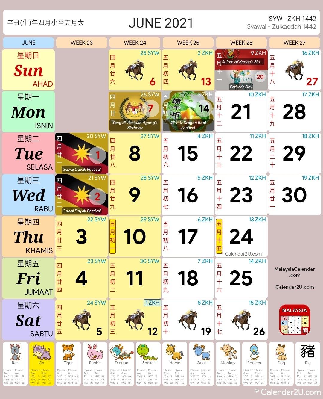 Kalendar Kuda 2021 Malaysia Pdf inside Cuti Umum Calendar Kuda 2021