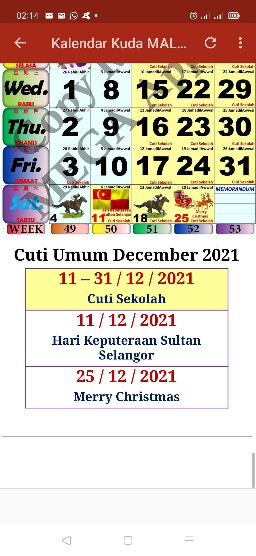 Kalendar Kuda Malaysia - 2021 For Android - Apk Download inside Image Malaysia 2021 Calendar Kuda Image
