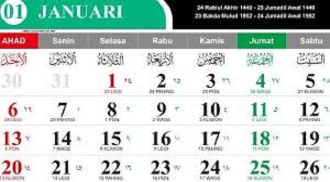 Kalender Hijriyah Ramadhan 2020 with regard to Kalender Islam 2021 Malaysia Photo