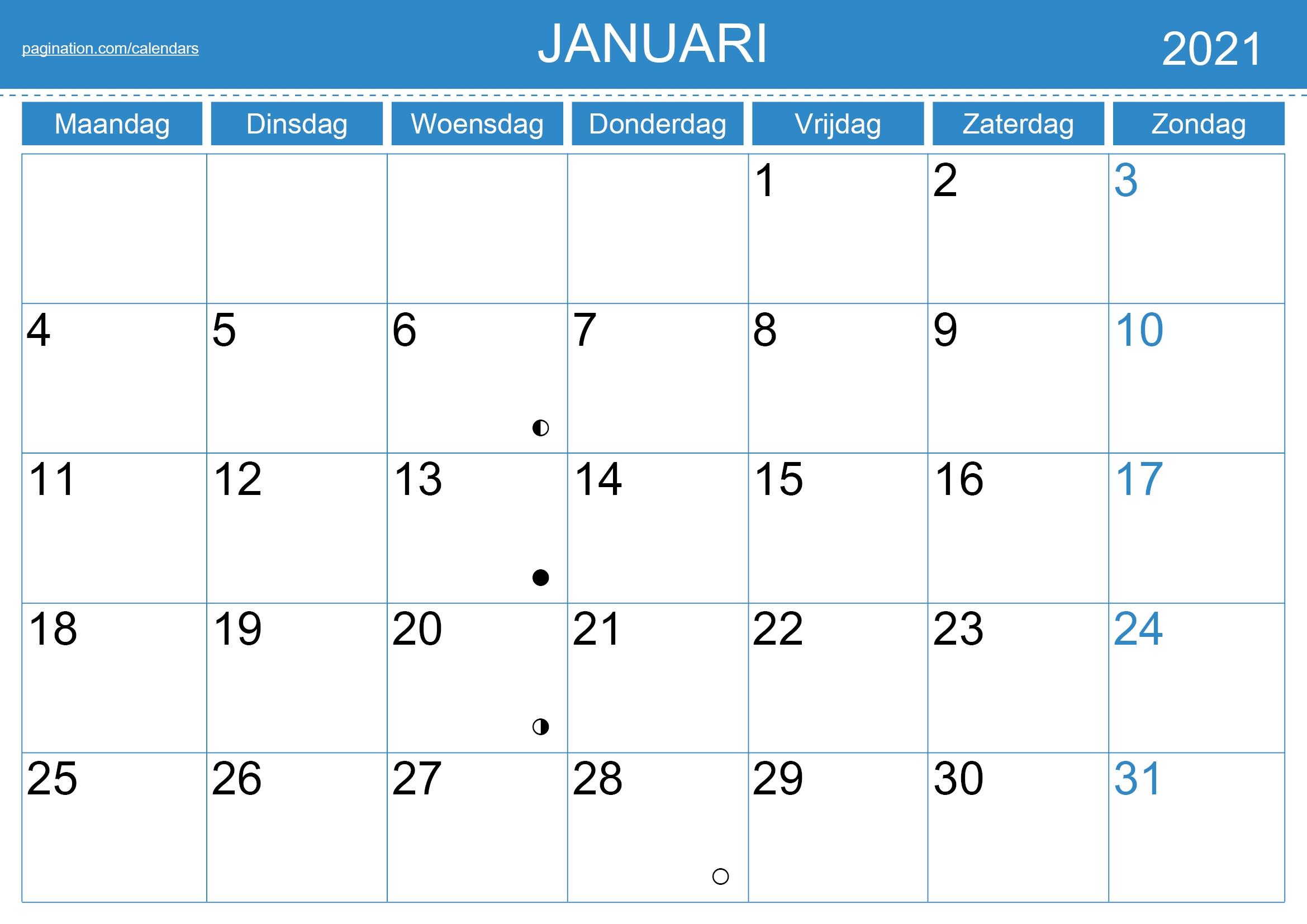 Kalender Indesign - Nederlands (Dutch) - Pagination intended for 2021 Indesign Calendar Template Graphics