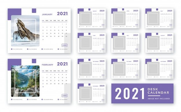 Kalender Meja 2021 - Download 160+ Contoh Template Desain pertaining to 2021 Myanmar Calendar Psd Free Photo