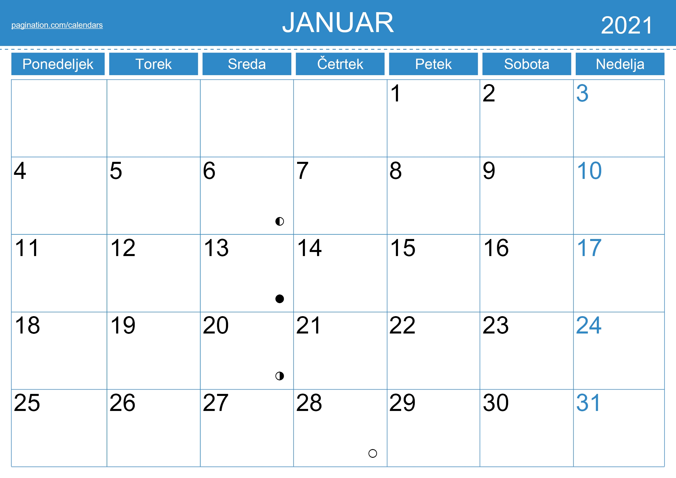 Koledar Indesign - Slovensko (Slovenian) - Pagination with regard to Calendar Template 2021 Indesign