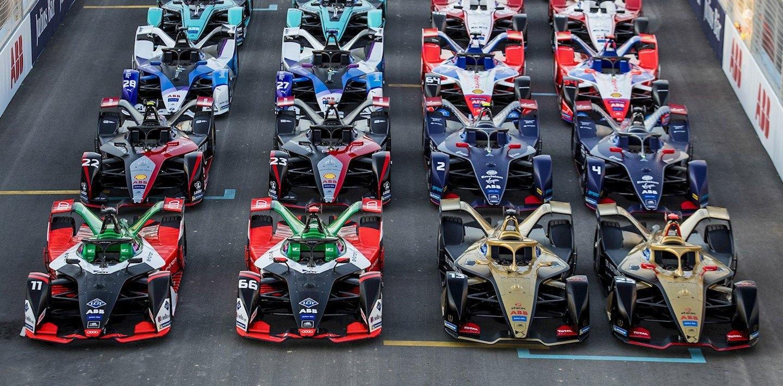 La Fórmula E Ya Tiene Calendario Para 2021 - Pitlane with Formula E 2021 On Tv