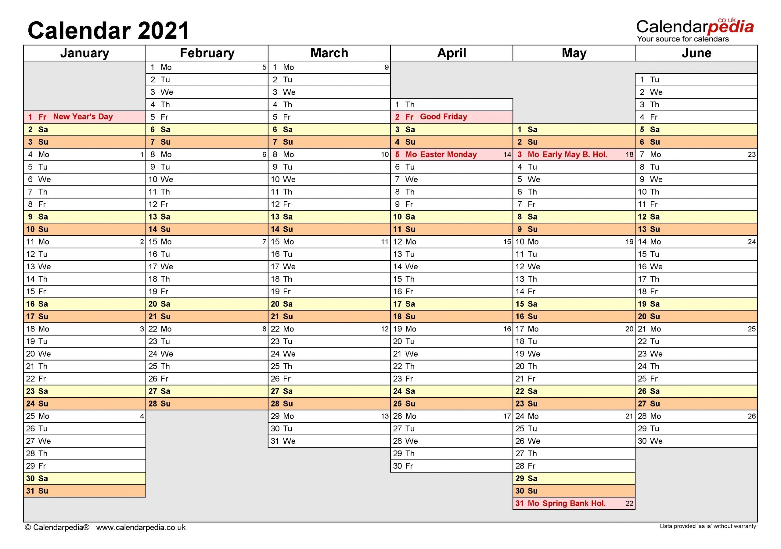 Large Number Flip Calendar 2021 | Calendar Template Printable with Print Calendar 2021 In Excel