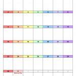 2021 Excel Calendars Verticle Photo