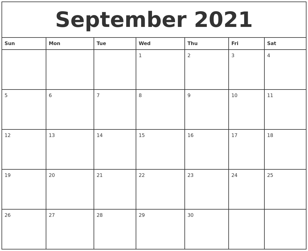 May 2021 Printable Calendars pertaining to Excel September 2021 Monthly Planner Template Graphics