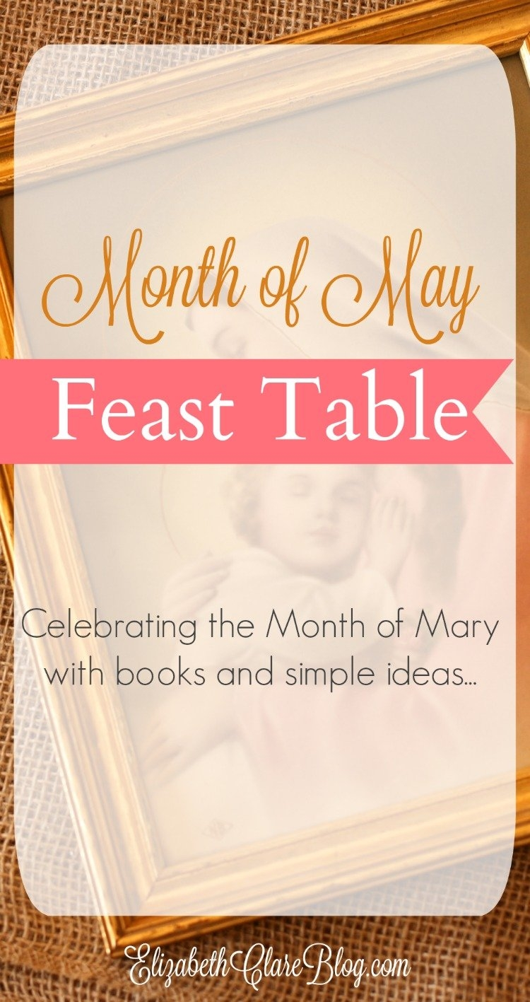 May Feast Table - Elizabeth Clare pertaining to Protestant Liturgical Calendar Year 2021