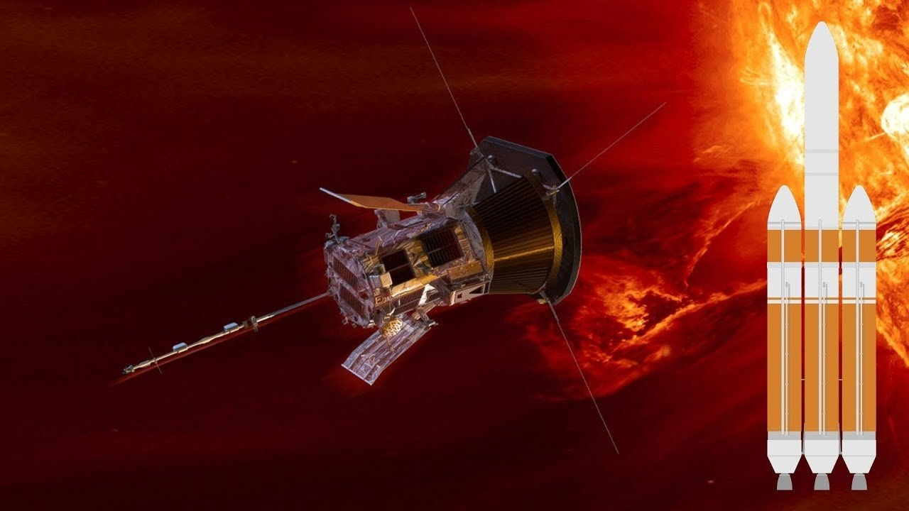 Parker Solar Probe Final Countdown And Launch Through Solar Panel Deployment (8/12/2018) - Youtube pertaining to Deployment Countdown Calendar 2018
