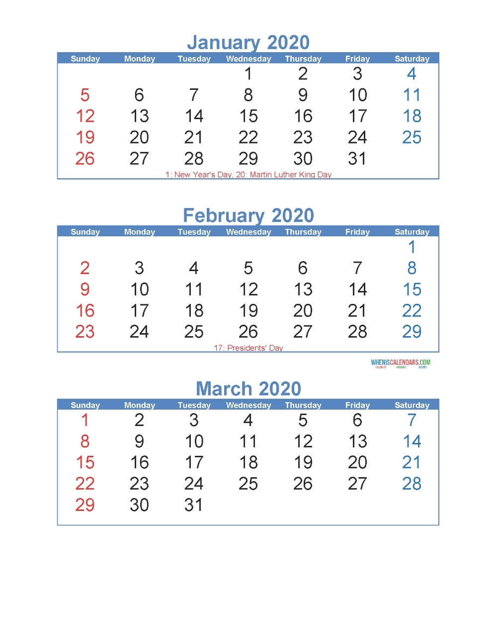 Pdf Calendar 2021 Three Months Per Page - Example Calendar Printable for Calendar Templates 3 Months Per Page 2021 Graphics