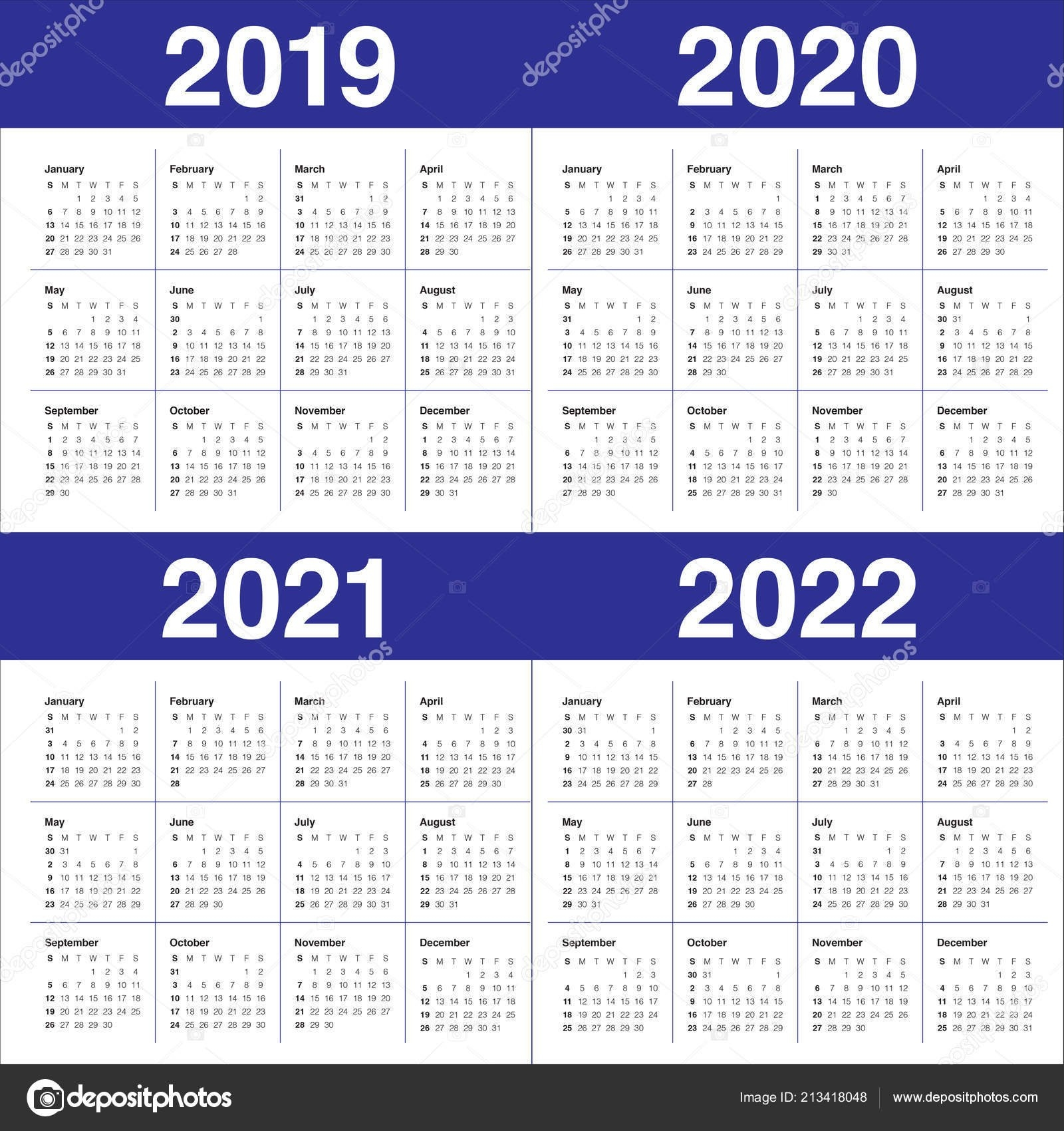 Pick 2 Year Calendar 2020 2021 | Calendar Printables Free Blank intended for Yrdsb Calendar 2019 2021