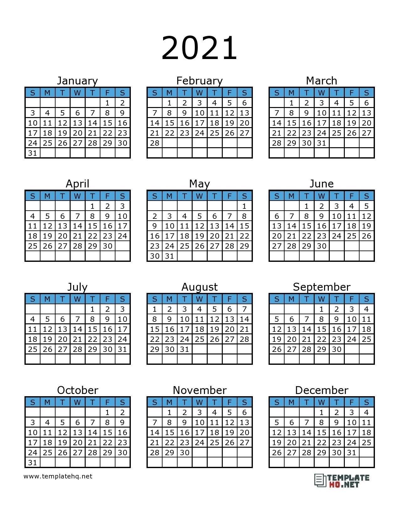 Printable 2021 F-1 Schedule - Example Calendar Printable inside Free Printable Calendar 2021 Daily Graphics