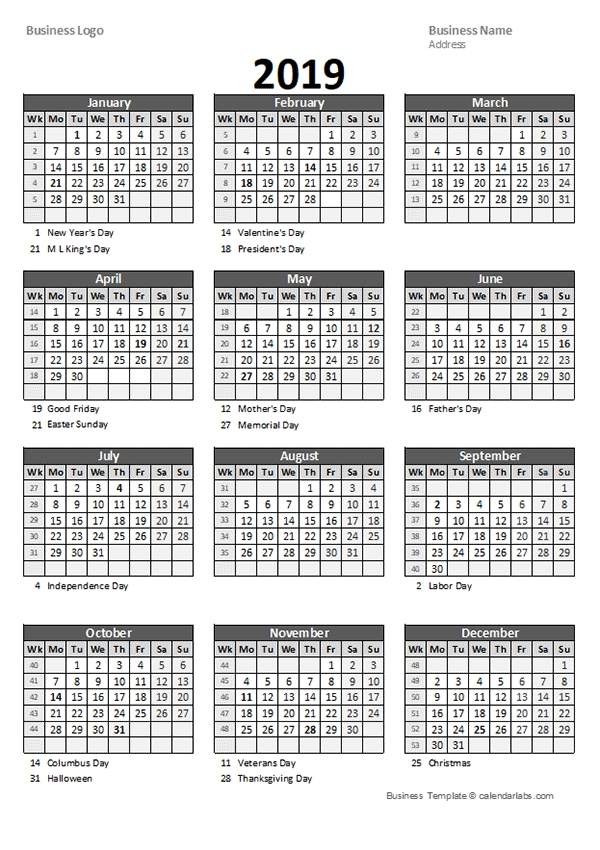 Printable Calendar 2021 Minimalist   Calendar And Template pertaining to Calendar For Year 2021 With Weeks Numbered
