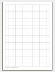 Printable Grid Paper - Graphing Paper. Free To Download And Print. Http://Www.waterproofpaper intended for Waterproofpaper.com