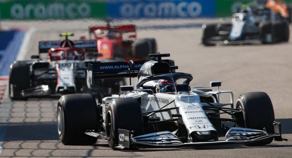 Provisional 2021 F1 Calendar Announced, Will Feature First-Ever Race In Saudi Arabia | Carscoops within 2021 F-1 Printable Schedule