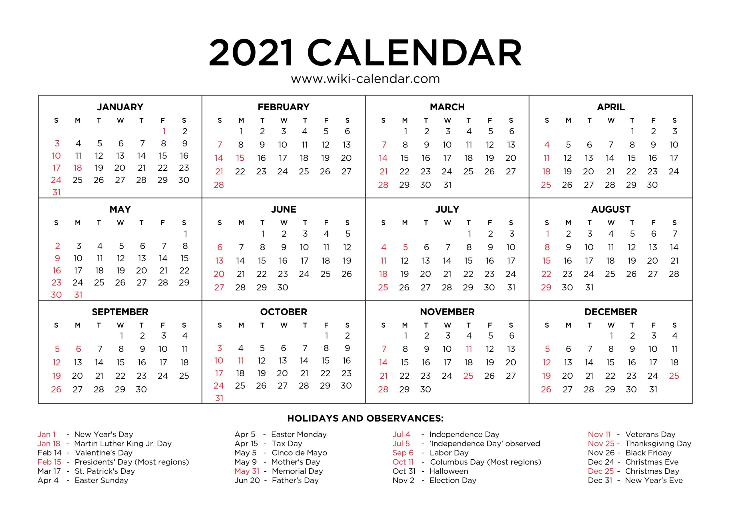 Sunday To Saturday Calendar 2021 Printable | Calendar Printables Free Blank regarding 2021 Free Printable Weekly Calendar Blank Image