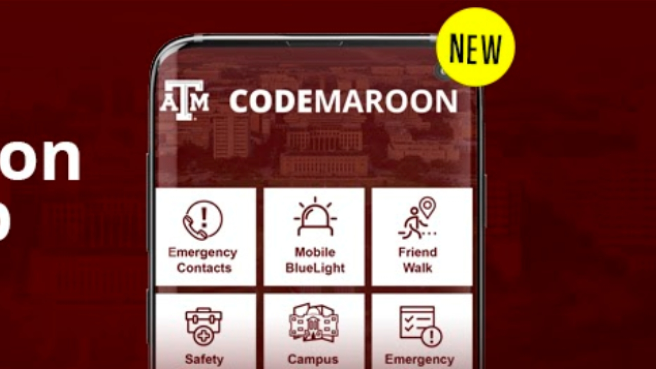 Texas A&M Debuts Free Code Maroon App For Students pertaining to 2021 Media Broadcast Calendar Printable