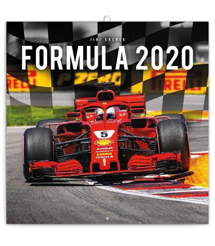 Wall Calendar Formula 2020 in Printable 2021 Formula 1 Schedule