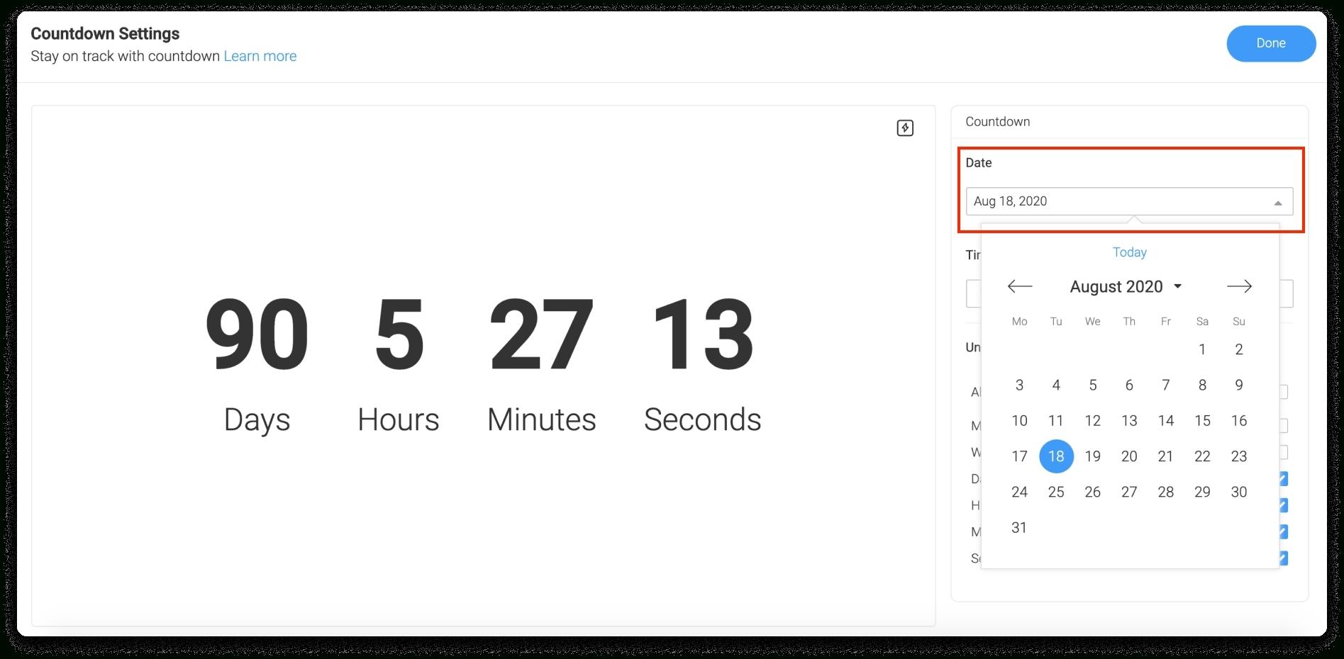 Windows 7 Countdown Calendar | Free Calendar Template Example for Retirement Countdown Calendar For Desktop
