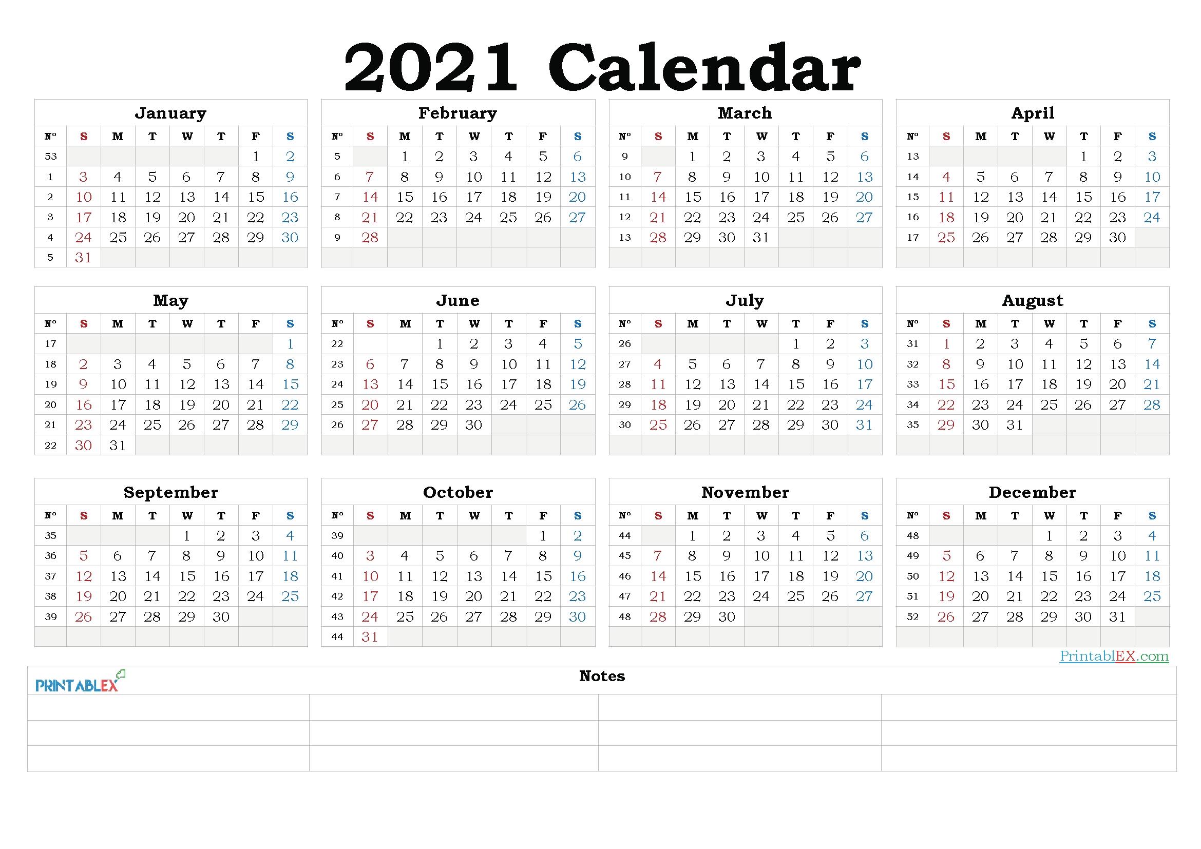 Word Calendar Free Printable Downloadable 2021 Calendar - February 2021 Calendar Fee with regard to Free Printable 2021 Calendar Templates Word Photo