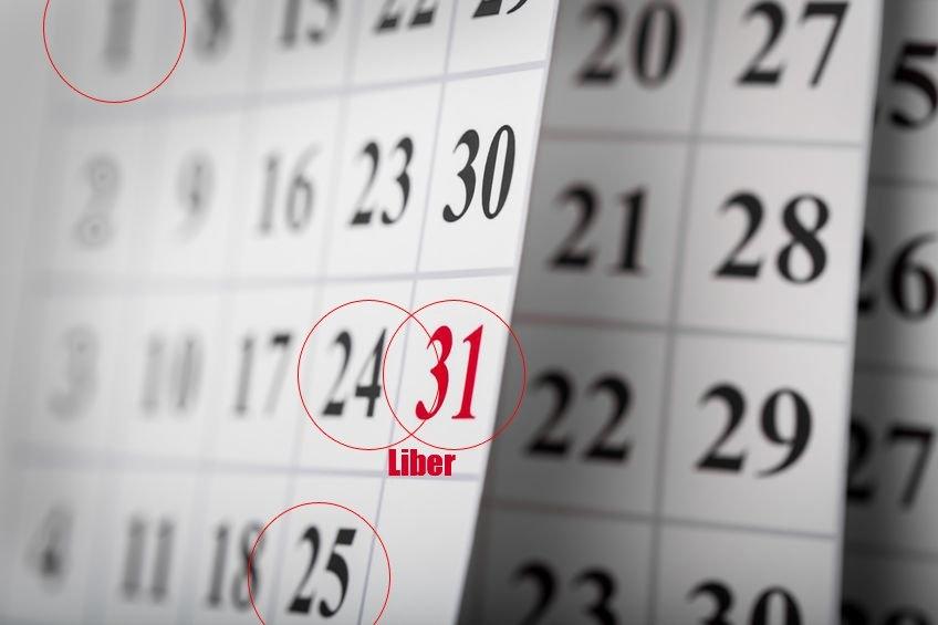 Zile Libere 2017 | Câte Zile Libere De La Stat Sunt În 2017 | Libertatea throughout Zile Libere 2021 Romania Image