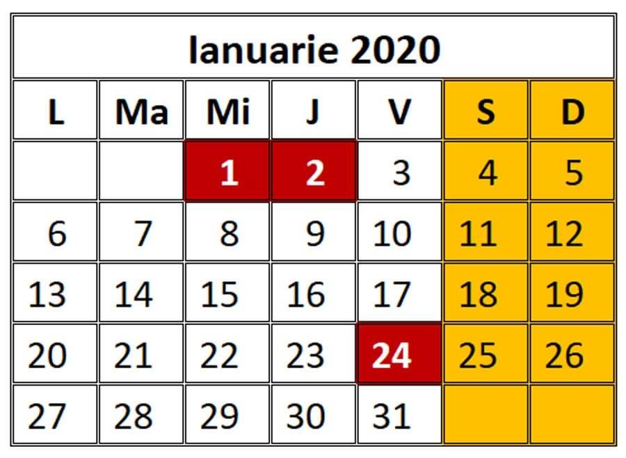 Zile Libere 2020 - Calendar Zile Libere Și Sărbători Legale   Libertatea inside Zile Libere In 2021