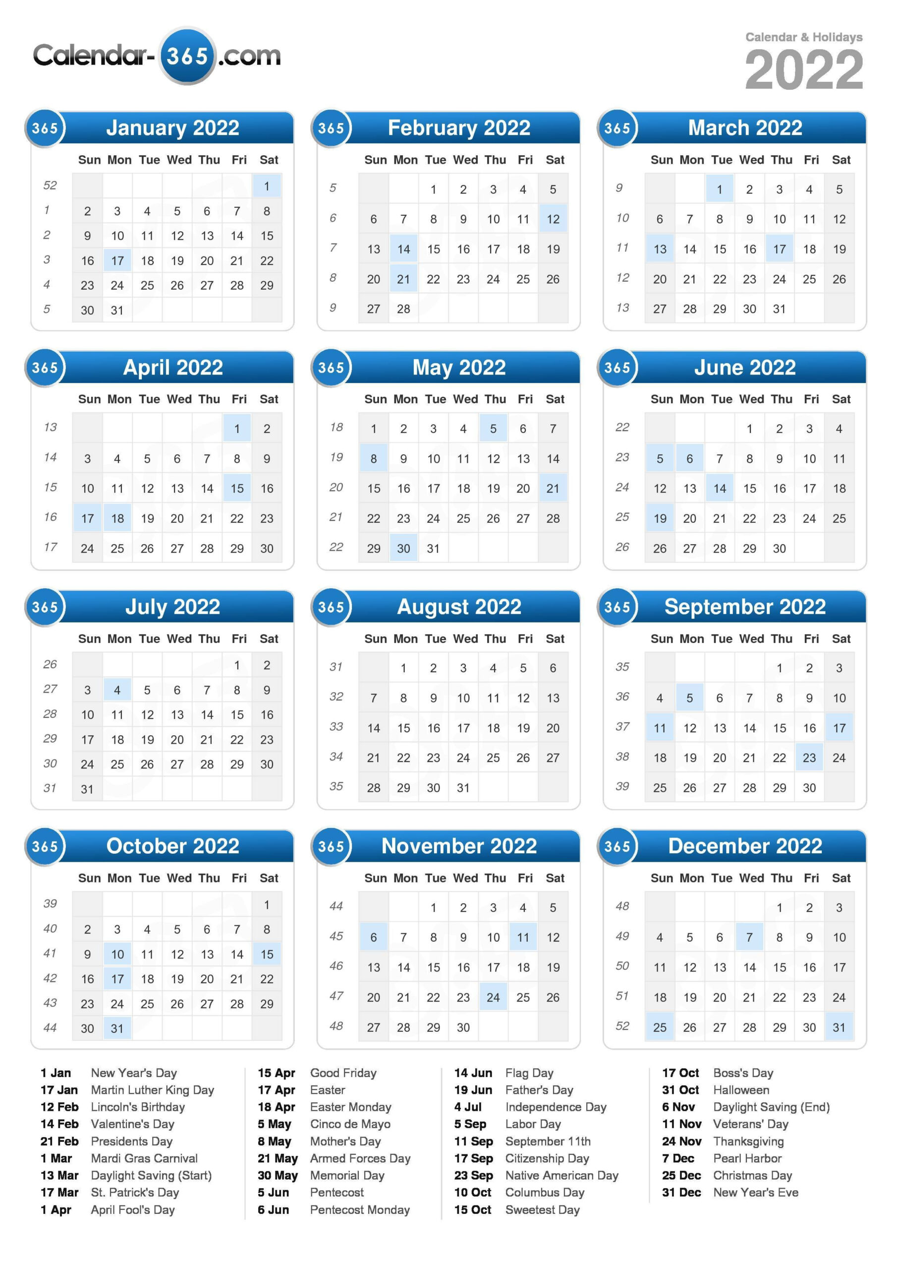 2022 Calendar with regard to Free Printable 2022 September Calendar