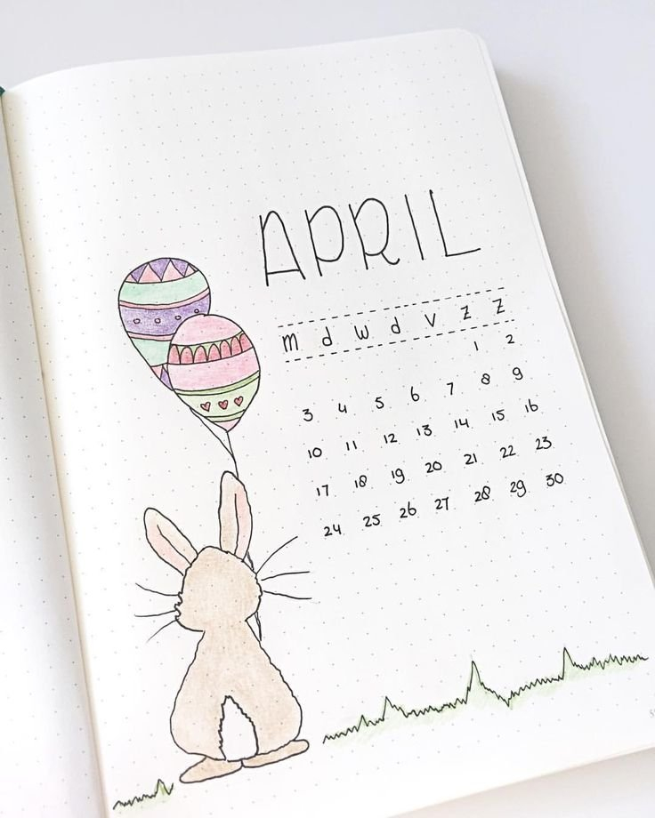89 Likes, 4 Comments - @Bulletjournalsophisticate On pertaining to April Bullet Journal Spread Ideas Graphics