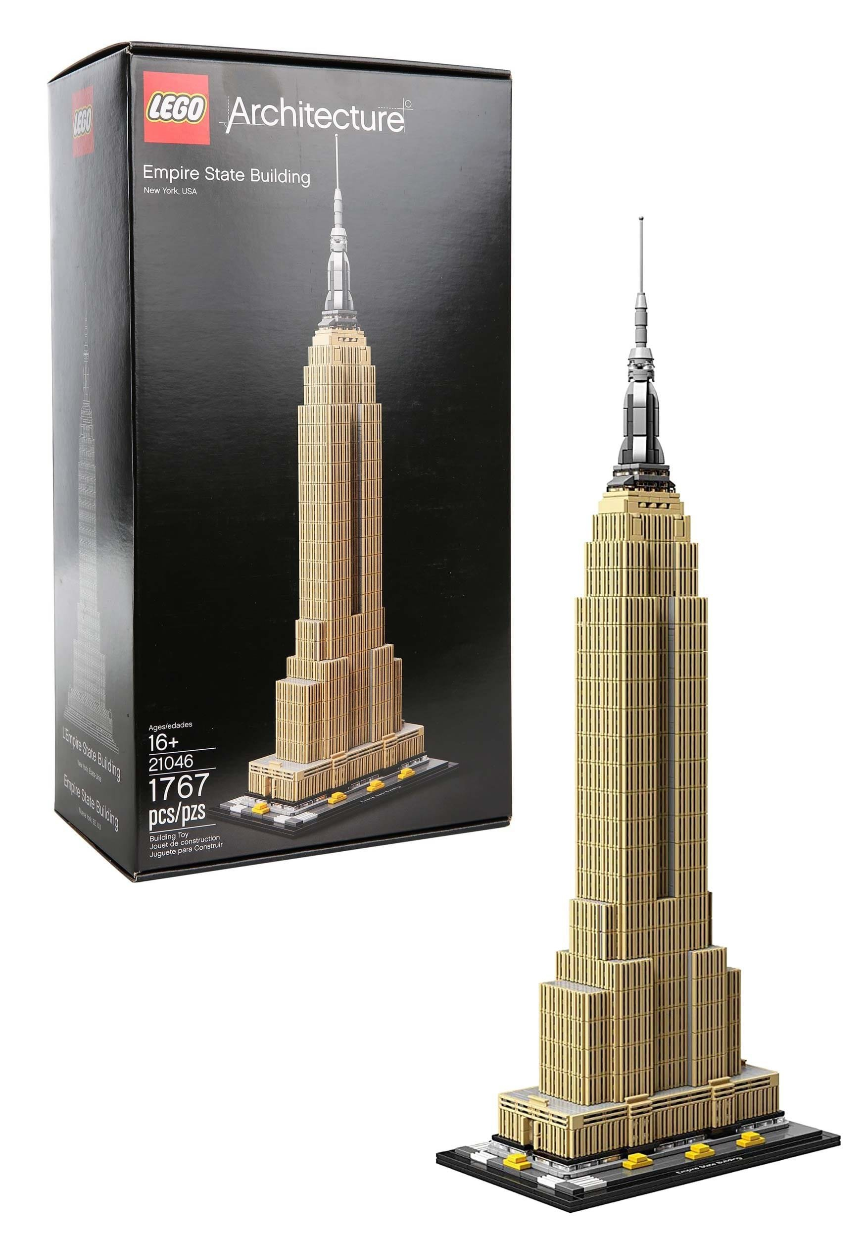 Architecture Empire State Buildinglego with regard to Girls Building Empires Free Printable Planner Photo