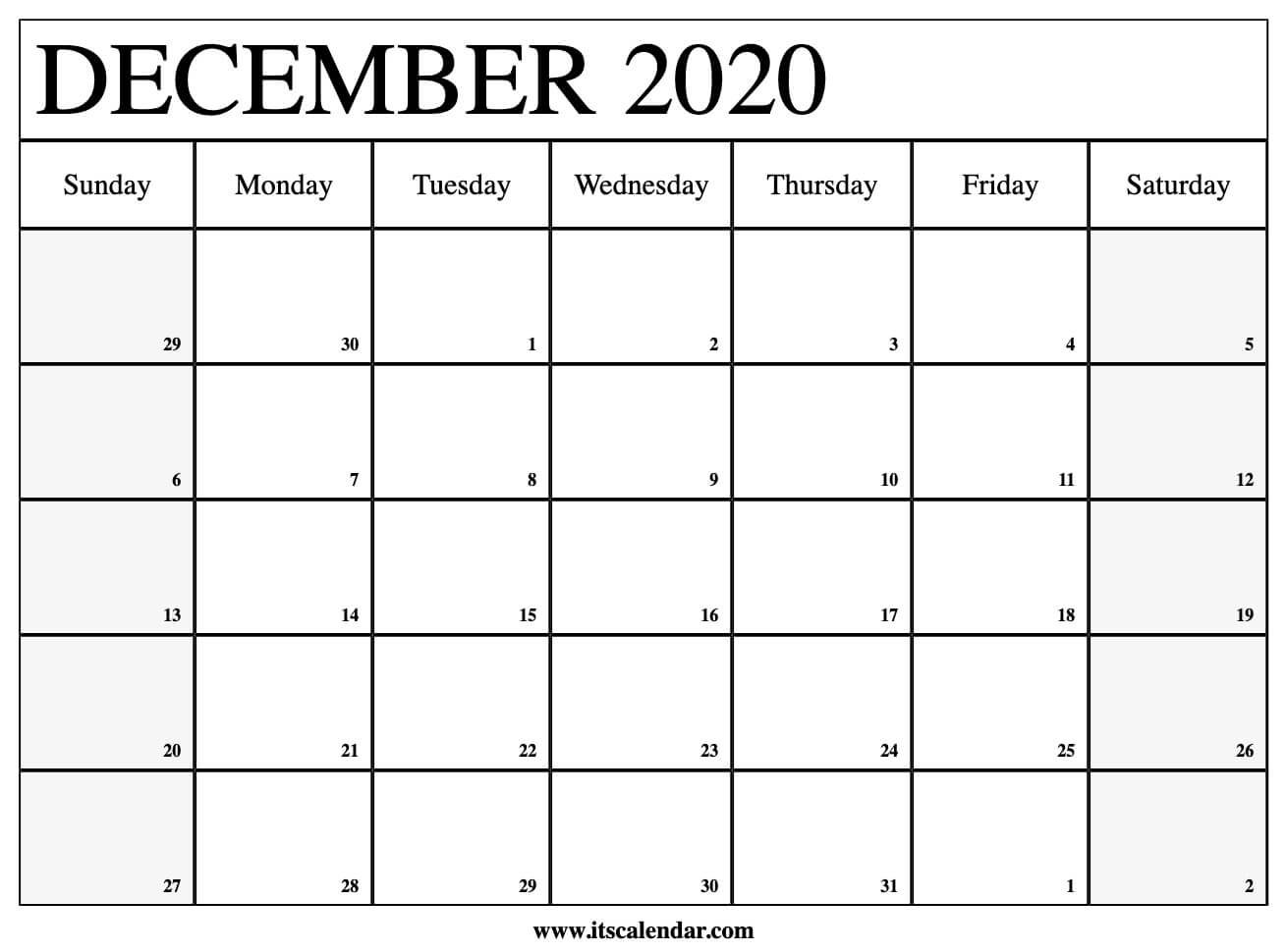 Collect November And December 2020 Calendar Festive within Free Printable December January Calendar Graphics