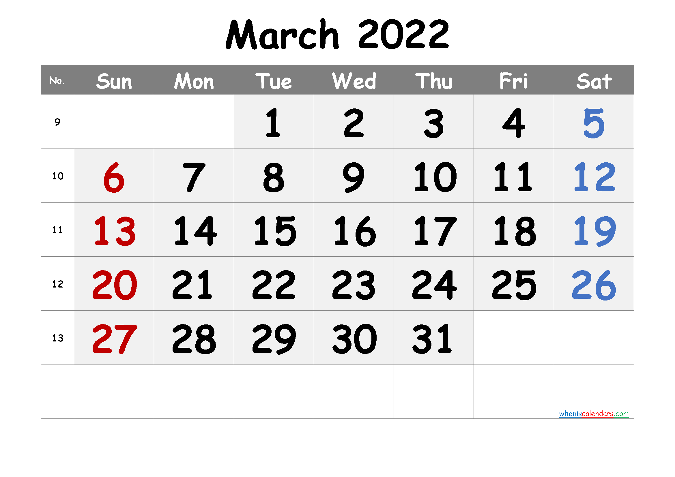 Free Printable Calendar March 2021 2022 And 2023 inside 2022 March 2 Page Printable Calendar Image