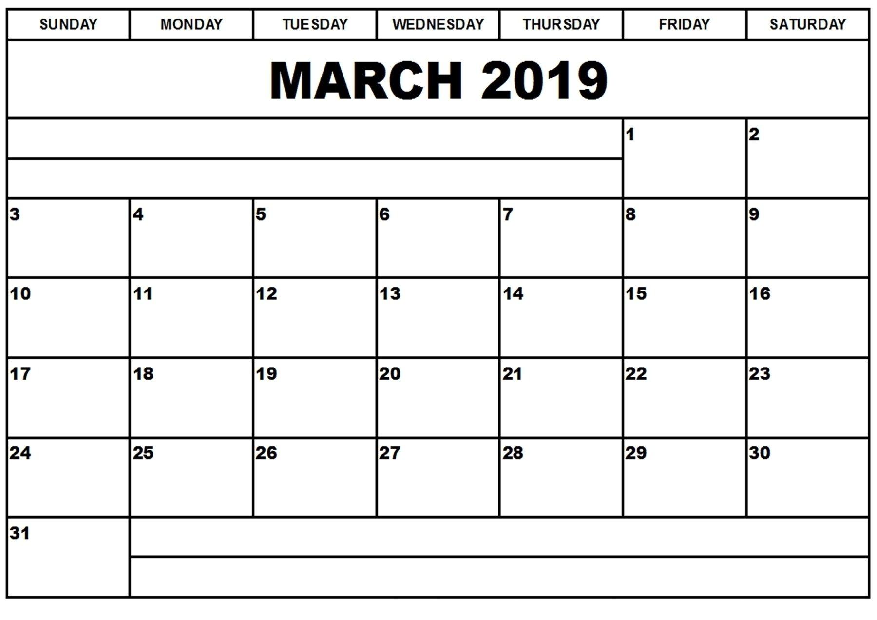 Free Printable Large Grid Calendar   Month Calendar Printable intended for Weekly Planner Grid Free Printable Image