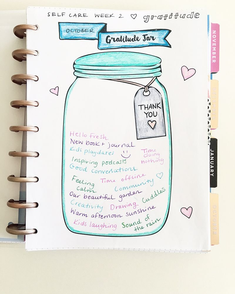 How To Create A Happy Planner Bullet Journal, Plus Free intended for How To Make A Printable Planner
