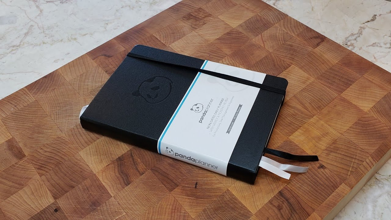 Panda Planner: Review & Walk Through - Youtube pertaining to Panda Planner How To Use Graphics