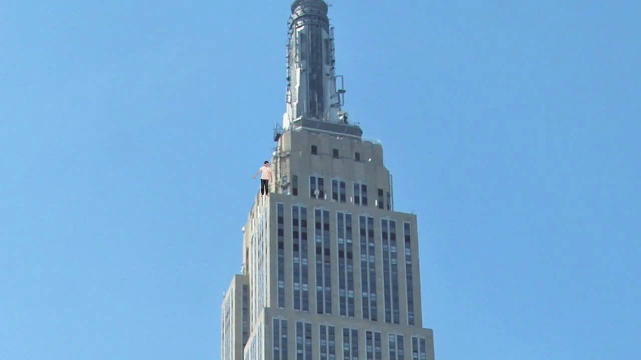 Suicide Jump Off Empire State Building On Camera - Youtube with regard to Girls Building Empires Free Printable Planner